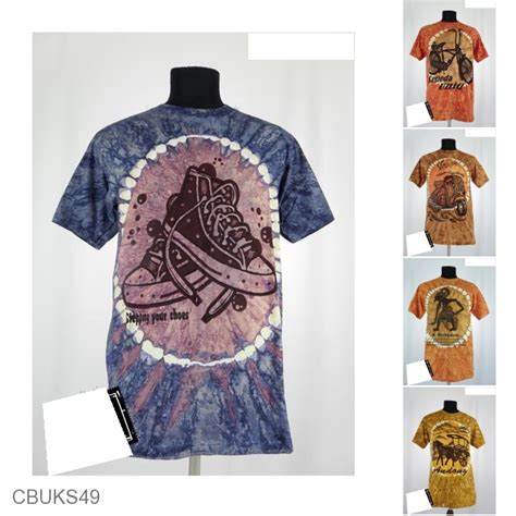 Baju Kaos Motif Toraja baju batik kaos etnik motif pelangi tradisional kaos murah batikunik
