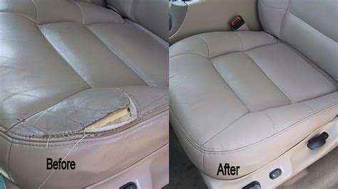How To Replace Car Seat Upholstery by Auto Upholstery Leather Repair Vinyl Repair Redemption