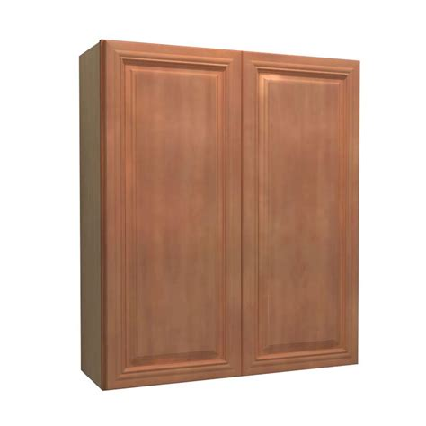 home depot shaker kitchen cabinets hton bay shaker assembled 30x36x12 in wall kitchen
