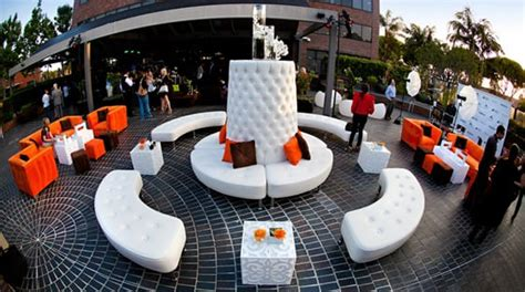 party couches event furniture rental home ideas 2016