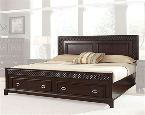 Bd Furniture by Najarian Furniture Storage Bed Sonoma Na Sn Bd