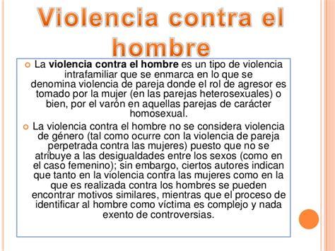 imagenes de violencia de genero hacia el hombre presentaci 243 n violencia de genero
