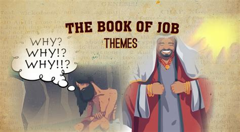 major themes book of job the book of job christian science