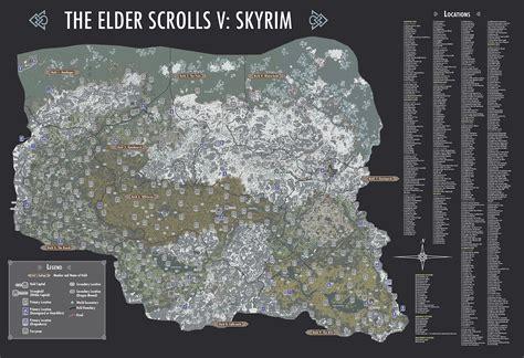 elder scrolls v skyrim atlas prima official guide books elder scrolls v skyrim special edition prima official