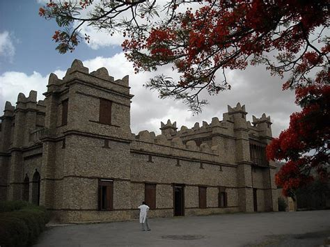ethiopian treasures emperor yohannes iv castle mekele the most impressive african castle by africans for african