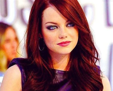 2016 emma stone hair color trends 87 best hair coloring images on pinterest balayage
