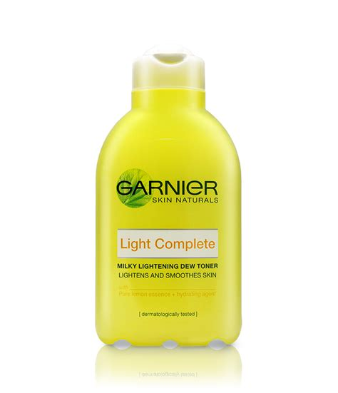Toner Garnier Light garnier light complete lightening dew toner 150ml