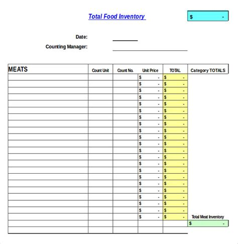 computer inventory template 16 free word excel pdf