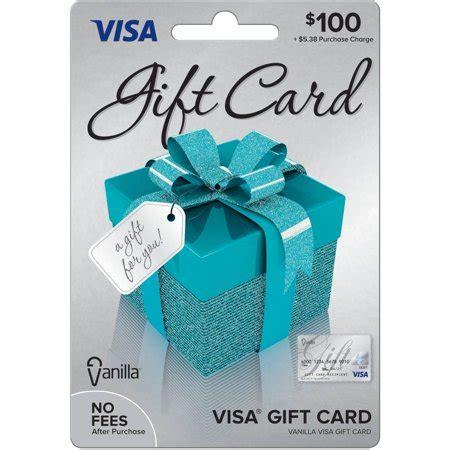 Visa Gift Card Image