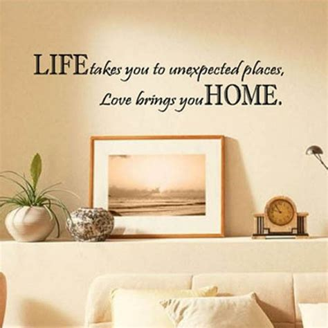 home decor at the bookstore life at cloverhill aliexpress com buy life takes you unexpected places love