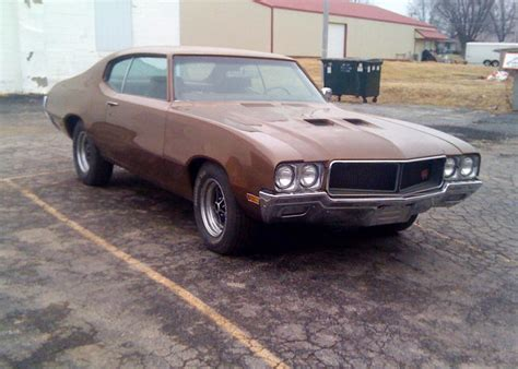 1970 buick gs stage 2 1970 buick gs stage 1 2 door hardtop 455 ci automatic