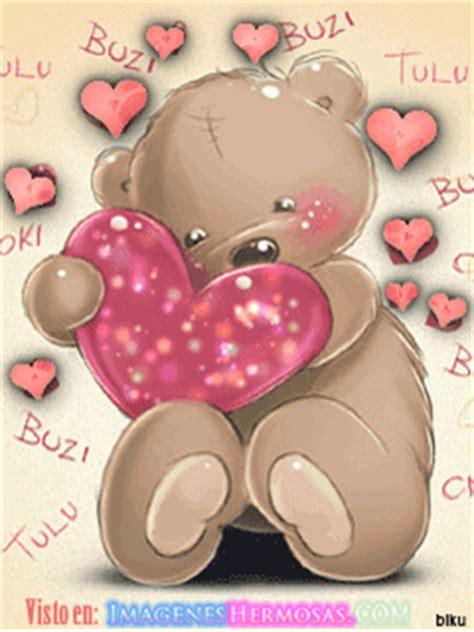 imagenes de corazones tiernos osito lleno de corazones para descargarlo en tu celular