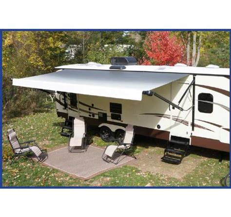 powered awnings lippert solera powered and hybrid standard and xl rv awnings