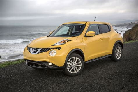 nissan jeep 2017 2017 nissan juke gas mileage the car connection