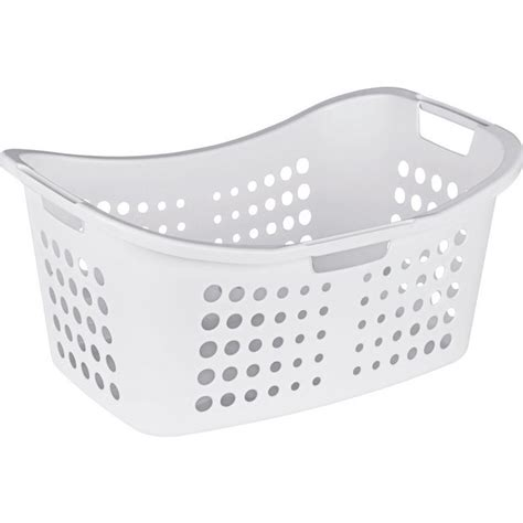 argos laundry buy colourmatch laundry basket white at argos co