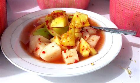 resep   membuat asinan buah bogor segar  mantap