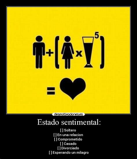 Imagenes Estado Sentimental | estado sentimental desmotivaciones