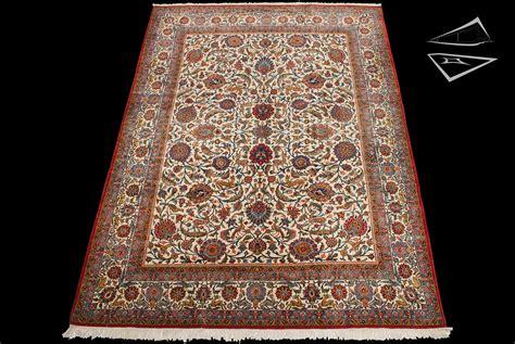 Fine Persian Qum Rug 9 X 13 Qum Rugs