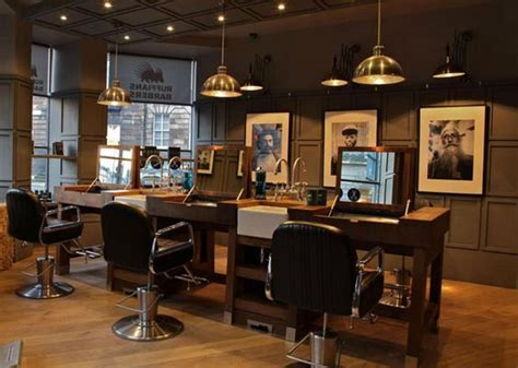 Barber Shop Decor Ideas by Shops Barbershop Design And Search On