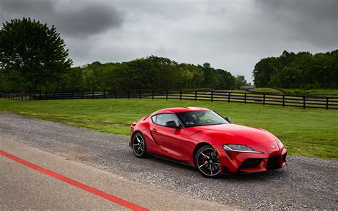 toyota gr supra 2020 2020 toyota gr supra drive review a bmw wrapped up