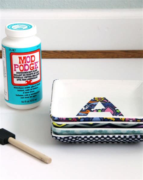 Dishwasher Safe Decoupage - 17 best images about fabric crafting on
