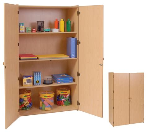 Cabinet Shelf Holders by Steffywood Organizer Teachers 3 Shelf Wooden Locking