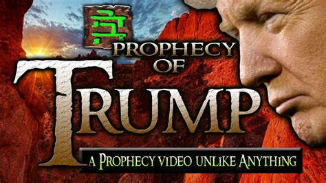 donald trump prophecy trump prophecy video does the bible and ancient past