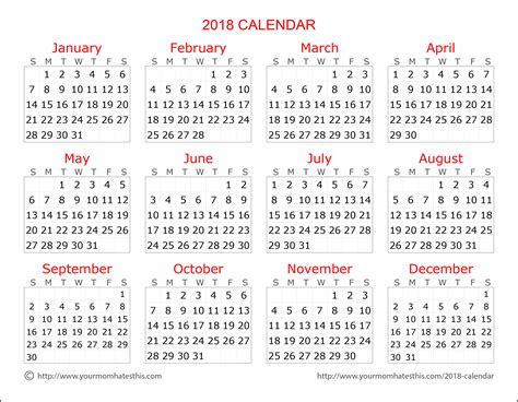 calendar template for 2018 2018 calendar quality calendars