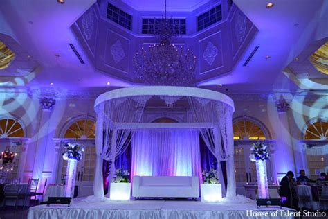 aberdeen new jersey indian wedding by house of talent