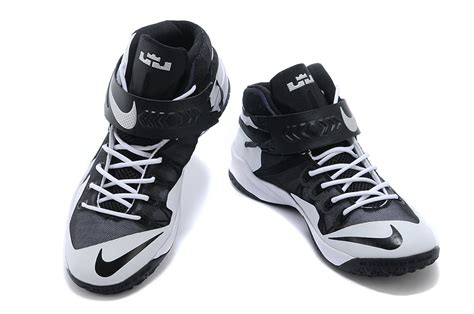Nike Zoom For 8 for sale cheap nike zoom lebron soldier 8 black white 11 legend blue for sale