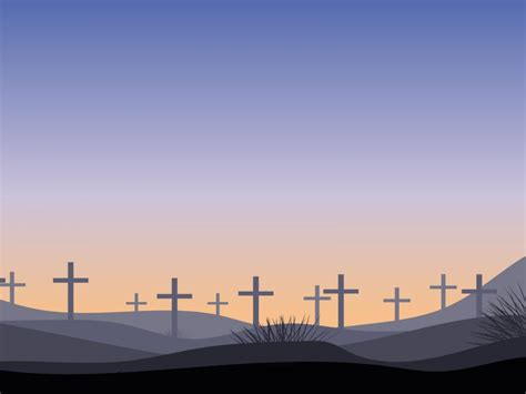 Christian Cemetery Backgrounds Religious Templates Free Ppt Backgrounds And Powerpoint Slides Religious Powerpoint Templates