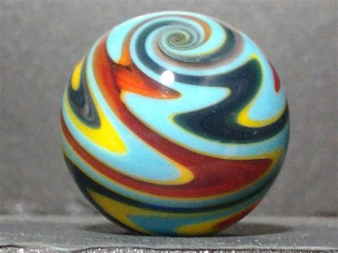 Handmade Glass Marbles - rns handmade glass marbles 1 quot marble quot wig 4 quot
