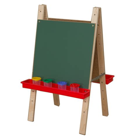 kids mutifunctional drawing board easel creative desk child care kids art easels preschool big book easel