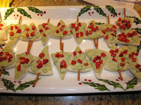 christmas tree appetizer pillsbury appetizers rediscovering the of cooking