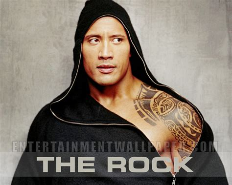 All things here dwayne johnson the rock