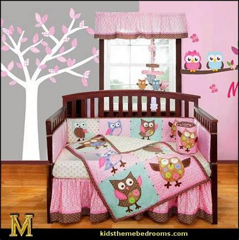 Owl Themed Crib Bedding Sets Decorating Theme Bedrooms Maries Manor Owl Theme Bedroom Decorating Ideas Owl Room