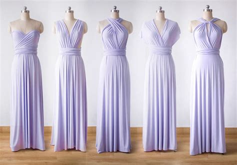 how to infinity dress 5 violet bridesmaid dress set infinity dress prom dress