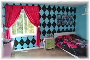 Monster High Bedroom Decorating Ideas monster high room games monster high room decor monster high