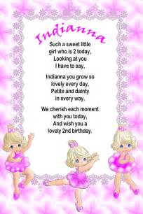birthday poems for girls pictures to pin on pinterest