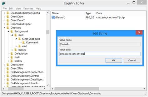 Clear Clipboard using Shortcut, CMD or Context Menu in ... Access To Clipboard Denied Windows 10