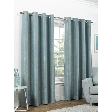 textured eyelet curtains b m valencia textured premium blackout eyelet curtain 46 x
