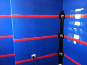 Wwe Wall Murals wwe bedroom murals by ryall design children s bedroom murals wwe