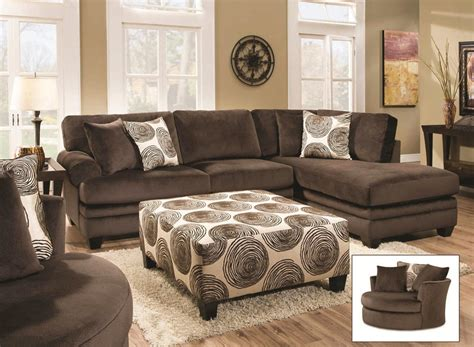 Albany Upholstery by 8642 8642 Chocolate By Albany Furniture Superstore