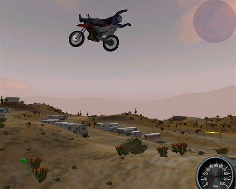motocross madness pc motocross madness 2 screenshots hooked gamers