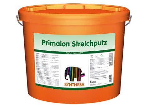streichputz untergrund produkte synthesa