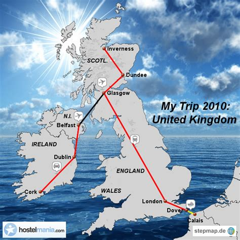 trip creator map map for free design your own map it s fast easy and free