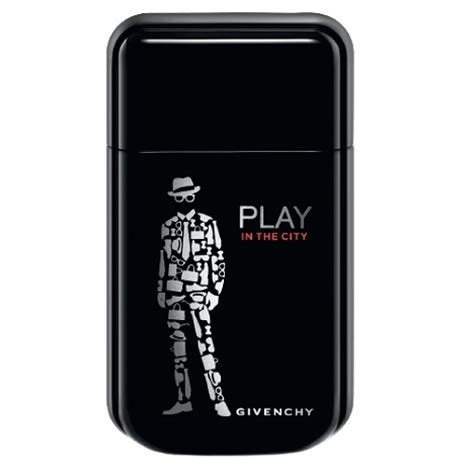 Play The Perfumer by Parfum Play In The City Pour Homme De Givenchy Osmoz