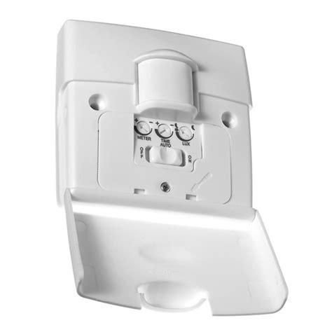 Motion Sensor Light Switch by 180 176 Motion Sensor Pir Light Switch White 500w Mr