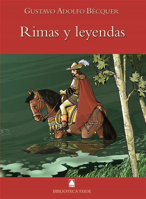 rimas y leyendas rimas y leyendas bcquer gustavo adolfo libro en papel 9788430760190