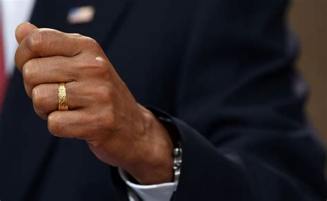 barack obama muslim ring snopes leaders wears a ring